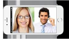 videoconferenza smartphone