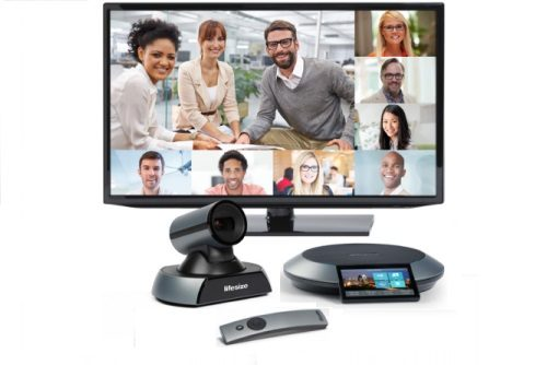 lifesize icon 600 sistema videoconferenza