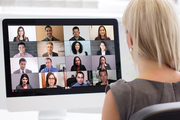 videoconferenza a ore