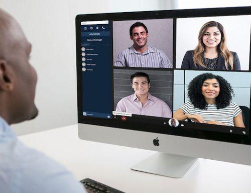 La videoconferenza da scrivania è una soluzione professionale e low cost