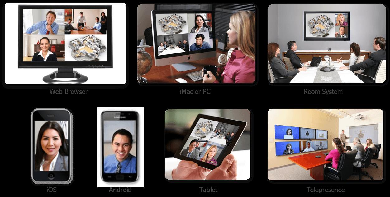 videoconferenza hd vidyo dispositivi