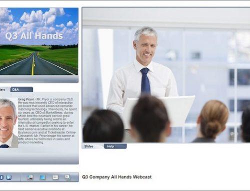 Come acquisire nuovi clienti con il Webcasting – Video Streaming